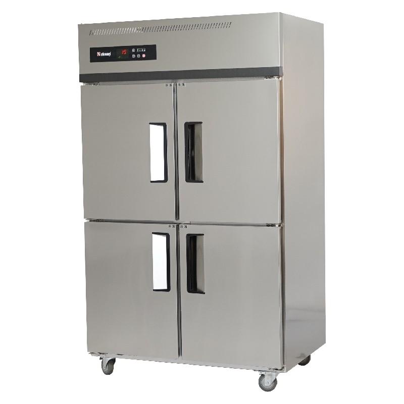 4门风冷冷冻柜